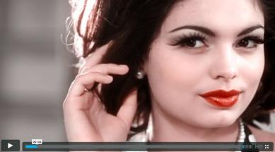 video styling 50-tallet stil