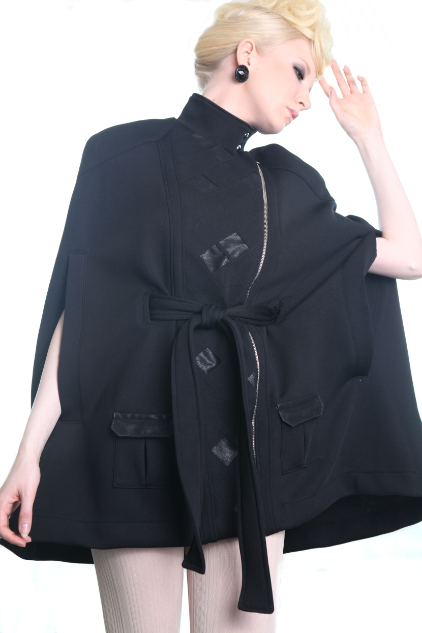fashion design ltdesign cape black