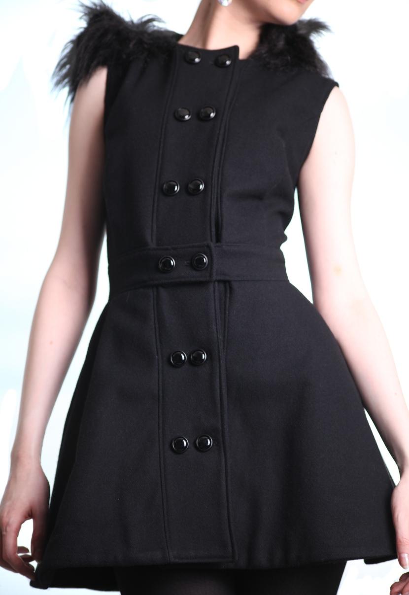 Vest ltdesign buttons fashion