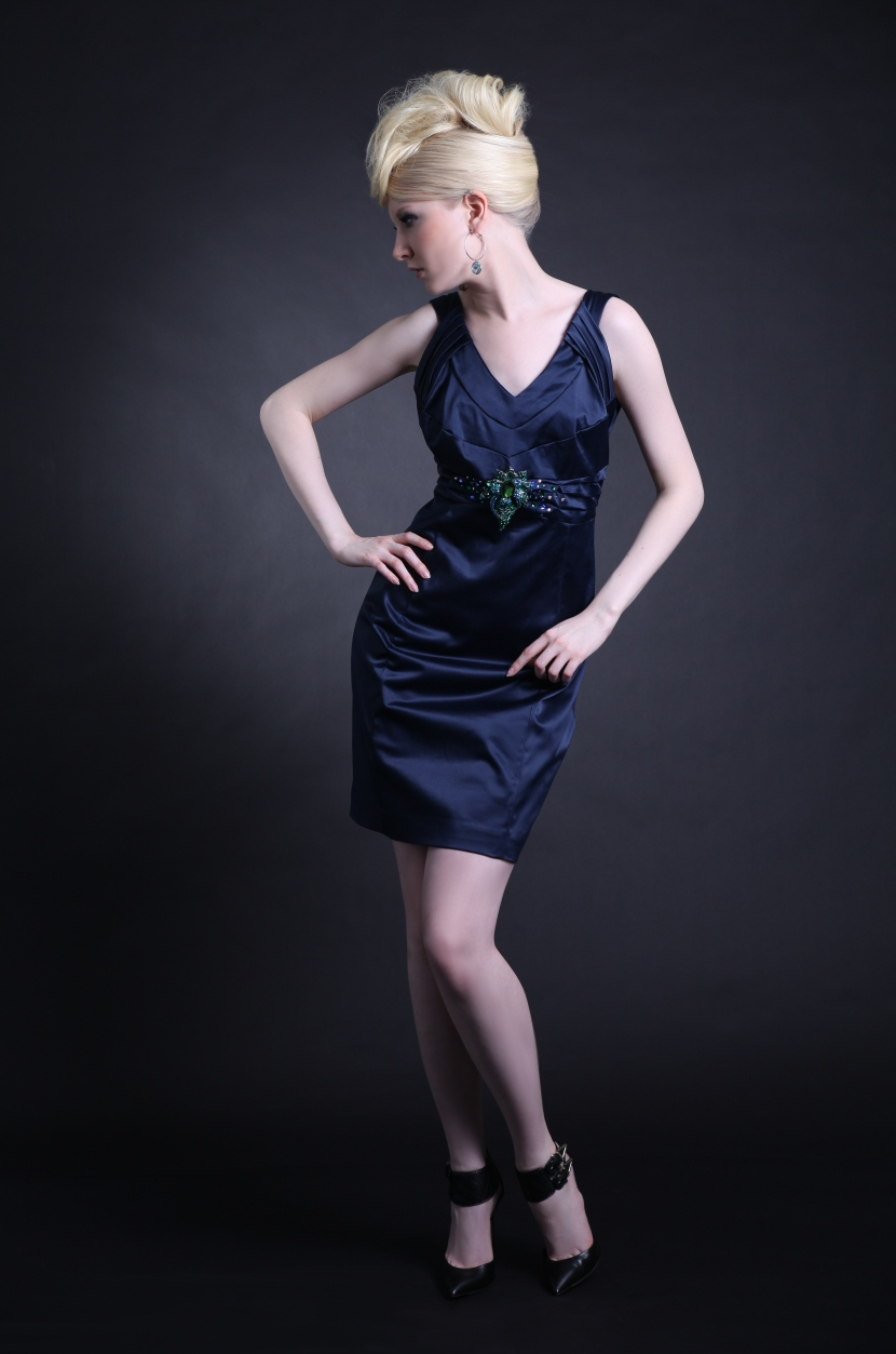 dress model fashion