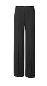 black pants dressbukser