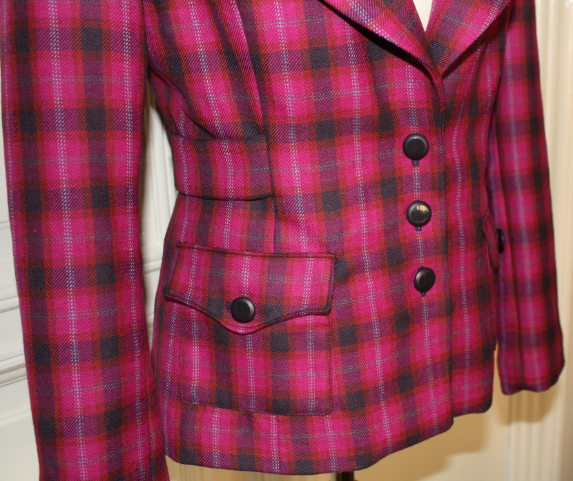 lina-therese brækkan jakke