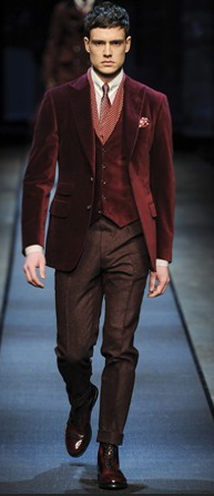 red fashion men ltdesign