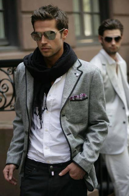 looking good style men