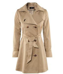 trench coat basis garderobe