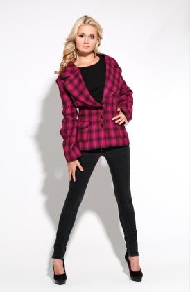 lina-therese brækkan dress, jakke tweed design fashion