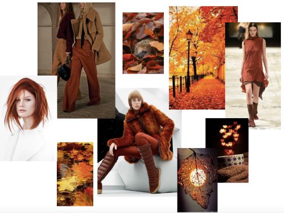 aw15 fashion colors orange